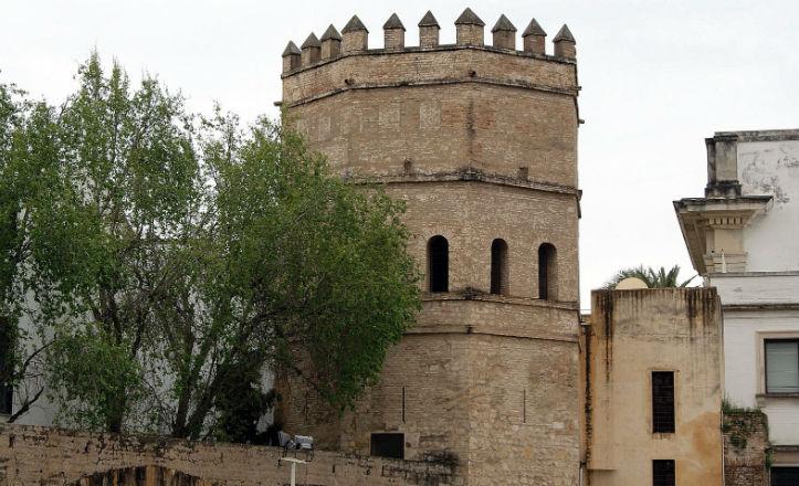 La Torre de la Plata de Sevilla