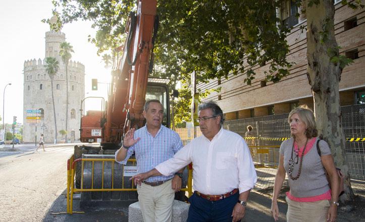 Renovación y mejora integral en la calle Almirante Lobo