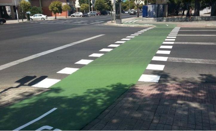 El Ayuntamiento invierte 3 millones de euros para ampliar el carril bici