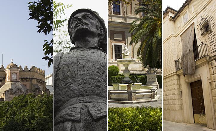 Las otras diez plazas ocultas, y con encanto, de Sevilla / Fran Piñero