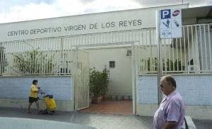 El IMD cierra cautelarmente el CD Virgen de los Reyes para subsanar deficiencias