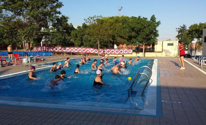 Más de 26.000 usuarios han disfrutado de las actividades acuáticas del IMD