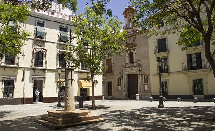 El apacible día a día en Molviedro, lejos del bullicio de Semana Santa / Fran Piñero