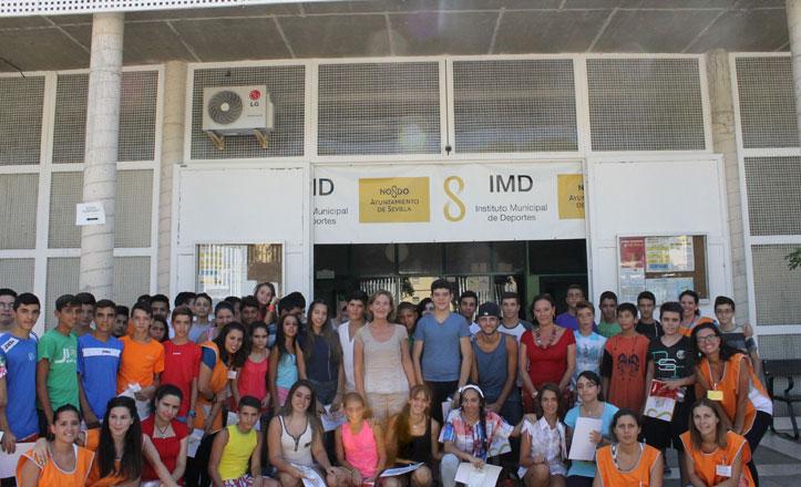 Más de 100 jóvenes han participado en los cursos de verano activo 2014