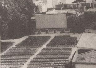 Los cines que tuvo Triana