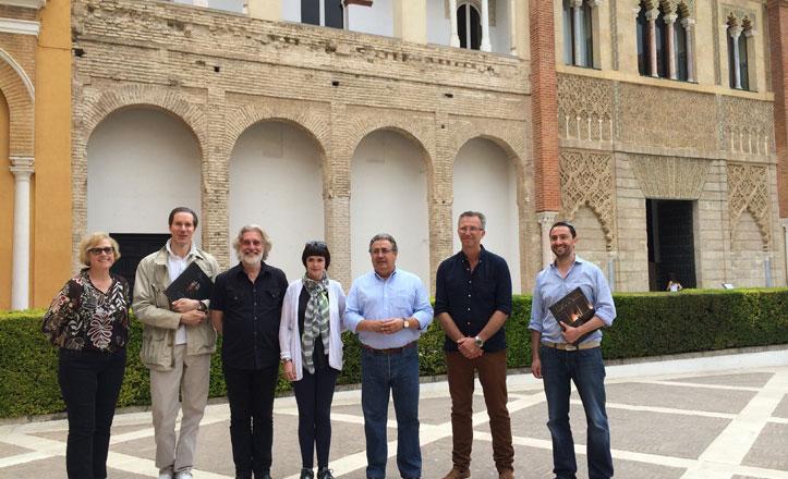 Los cierres parciales del Alcázar serán a partir del 6 de octubre