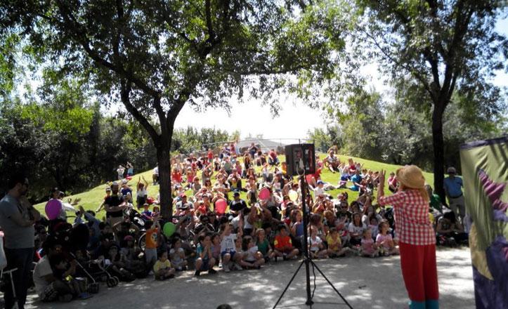 «El Parque, para disfrutarlo» inaugura otoño con nueva oferta cultural