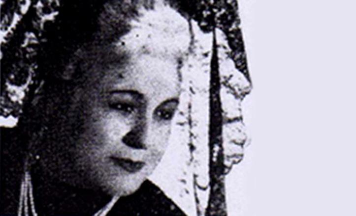 Rocío Vega, la «Niña de la Alfalfa»