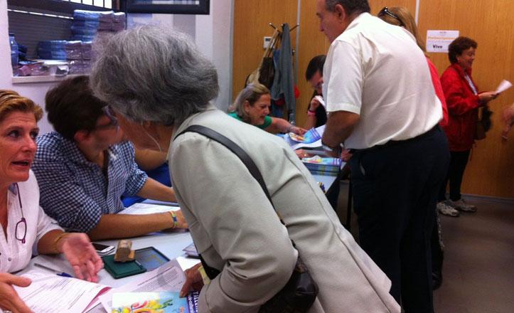 Este viernes finaliza el plazo de preinscripción para los talleres de la Macarena