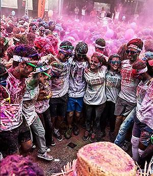 The Color Run vendrá a Sevilla