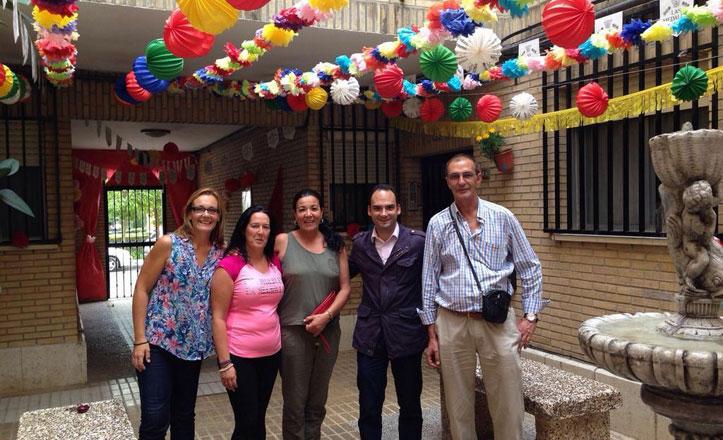 Éxito rotundo de participación en las Velás de Los Bermejales y Bellavista