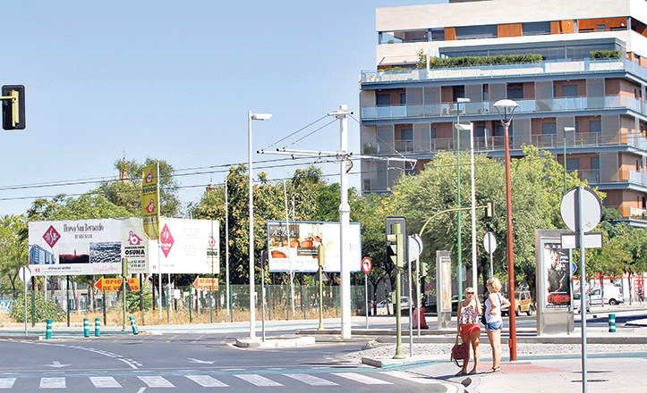 Nervión, la zona más cara para vivir en Sevilla