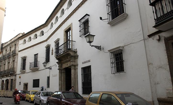 El convento de las Carmelitas Descalzas tuvo su «segunda» etapa en el actual número 60 de la calle Zaragoza / Raúl Doblado