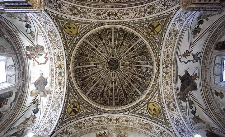 Cúpula de la iglesia de San Pedro de Alcántara en Sevilla / Kako Rangel