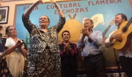 La Peña El Chozas culmina su semana cultural y flamenca dedicada a Matilde Coral