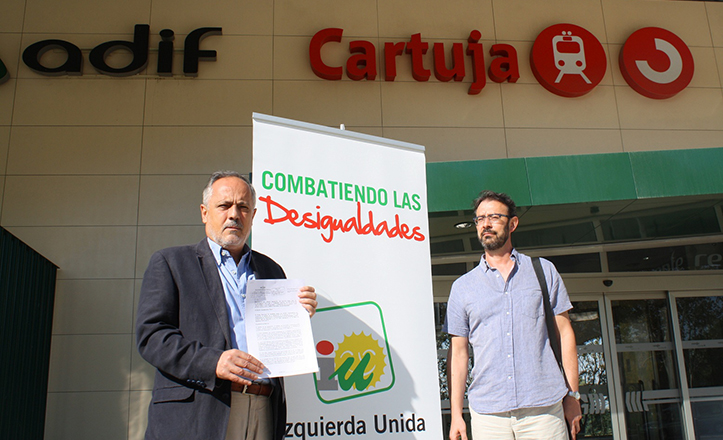 José Manuel García insta a modificar los Presupuestos Generales del Estado en relación con Sevilla