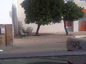 Lipasam inspecciona nuevamente el entorno de la Gran Plaza y Marqués de Pickman