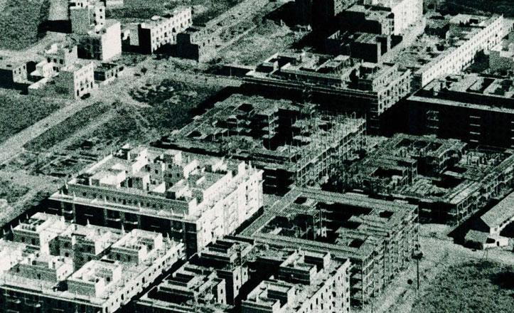 Los Remedios: siete imágenes antiguas de un barrio moderno