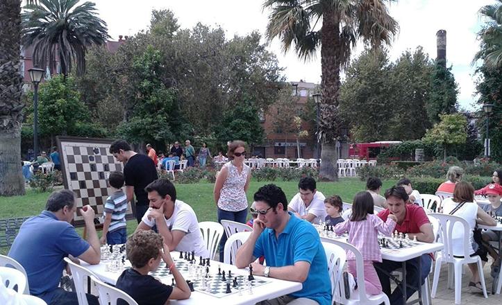 III Torneo de Ajedrez en el Parque de los Perdigones