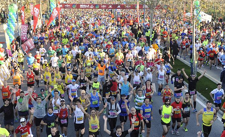 Maratón de Sevilla / Juan José Úbeda
