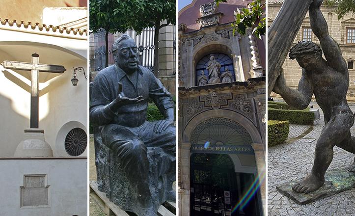 Sonadas «mudanzas» en el mobiliario urbano y ornamental de Sevilla