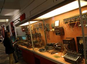 Visitantes en el Museo Militar. Foto: José Galiana