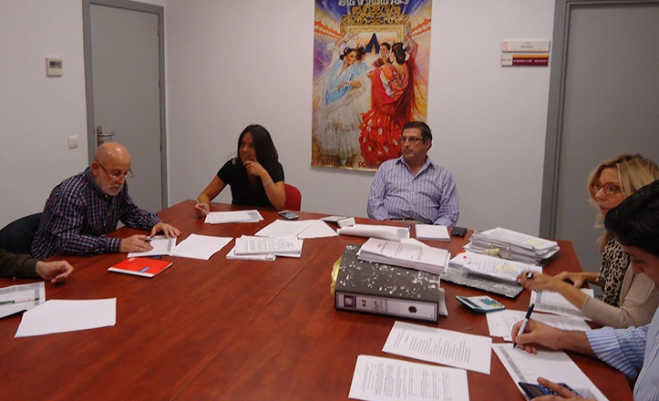 Mesa de valoración de subvenciones del Distrito Macarena 2014