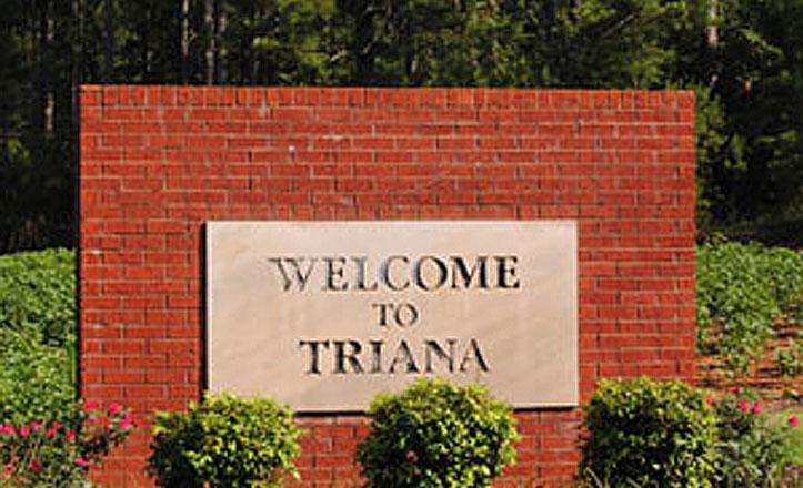 Triana en Alabama