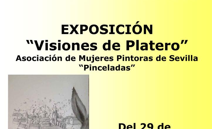 Exposición «Visiones de Platero»