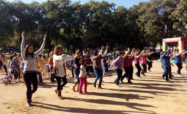 El Parque Amate acoge el I Festival de Jóvenes Talentos