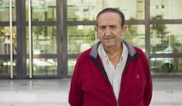Antonio Guisado, de la AVV Tres Calles / Fran Piñero