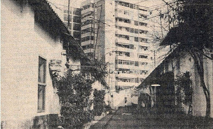 La Dársena, la barriada que emigró al Polígono Sur