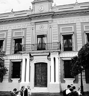 Antigua sede de la Diputación
