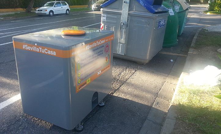 DUIs recogida y reciclaje de aceite Bionuniversal