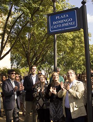inauguración oficial de la plaza / Fran Piñero