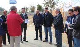 Reunión de Espadas en torno a las instalaciones deportivas de la Vega de Triana