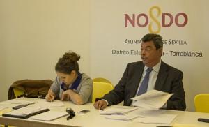 El delegado Ignacio Flores / F. Piñero