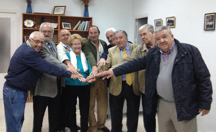 Reunión de Asociaciones de Vecinos de Bellavista-La Palmera