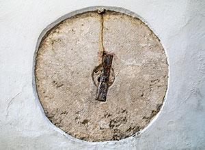 Ruedas de molino centro de Sevilla
