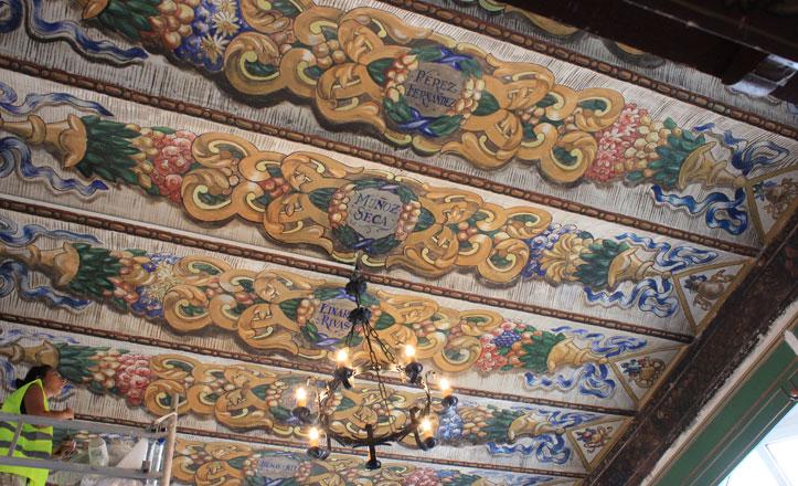 El teatro del José María del Campo, una joya a punto de abrir al público