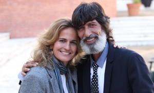 Blanca Parejo y Emilio «Caracafé» / Fran Piñero