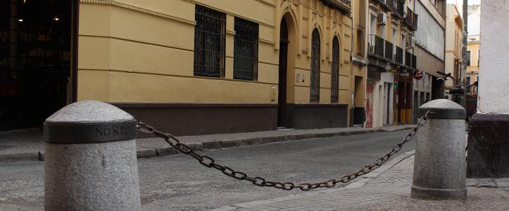 Javier Lasso de la Vega fue una de las «calles Sucia» de Sevilla en siglos anteriores / Fran Piñero