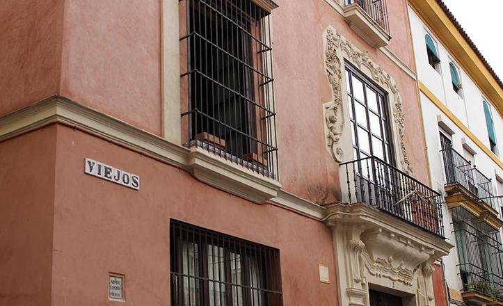 Calle Viejos de Sevilla / Fran Piñero