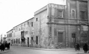 La cárcel del Pópulo en los años 30 / Archivo