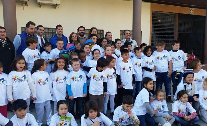 La campaña Basket Solidario llega al Cerro-Amate