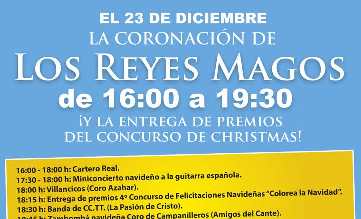 La coronación de los Reyes Magos de Sevilla Este se celebra por todo lo alto
