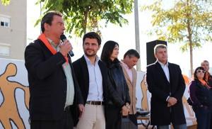Ignacio Flores y Beltrán Pérez  frente a la Violencia contra la mujer / F. Piñero