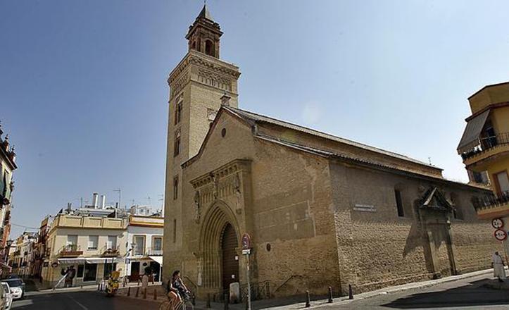Iglesia y plaza de San Marcos, Sevilla