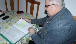 Juan Antonio Morillo Canto muestra sus reclamaciones / Fran Piñero