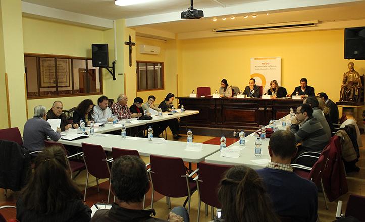 Junta Municipal del Distrito Bellavista-La Palmera de diciembre 2014 / Fran Piñero